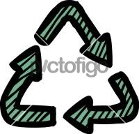 RecyclingFreehand Image