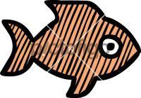 Fish FoodFreehand Image