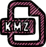 KMZFreehand Image