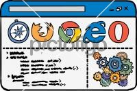 Cross BrowserFreehand Image
