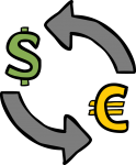 Currency Converter freehand drawings